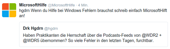 Microsoft-Hilft